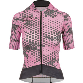 Bioracer Epic Shirt Dames, camo dot giro